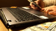 Shopping online: Making a payment with a credit card video