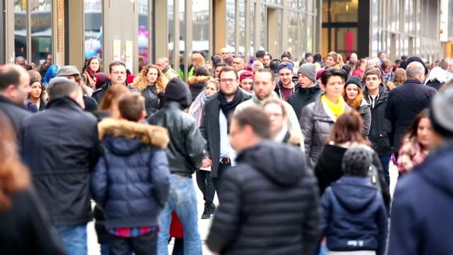 Shopping Street video