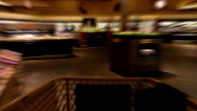Shopping Time Lapse video