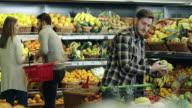 Shopping video