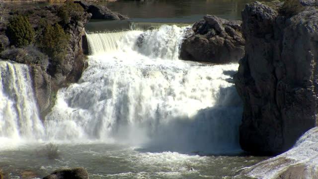 Shoshone Falls Idaho - Medium Shot video