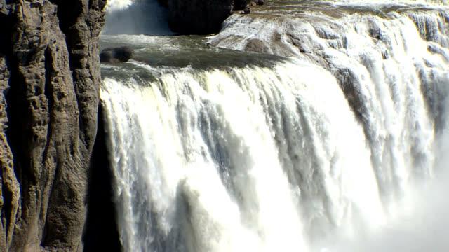 Shoshone Falls Idaho - Medium Shot_003 video