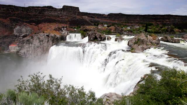 Shoshone Falls video