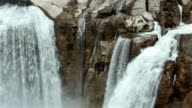 Shoshone Twin Falls Snake River Idaho HD video