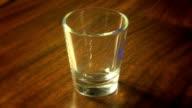 Shot glass slider video