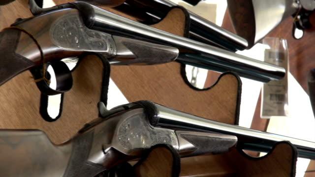 Shotguns on Display video