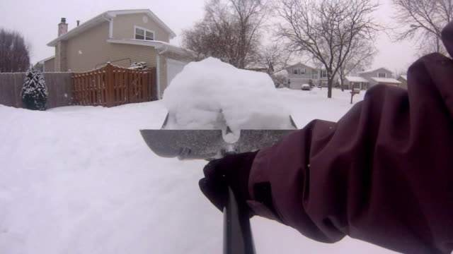 Shovel and Snow video