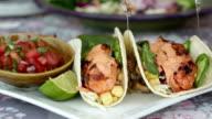 Shrimp Taco video