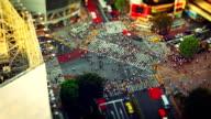 Shubuya Crossing video