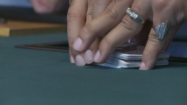 Shuffling Cards 3 video