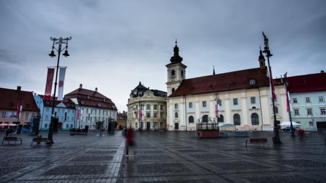TIME LAPSE: Sibiu Romania video