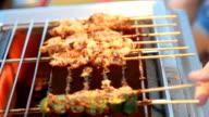 Sichuan pepper barbecue video