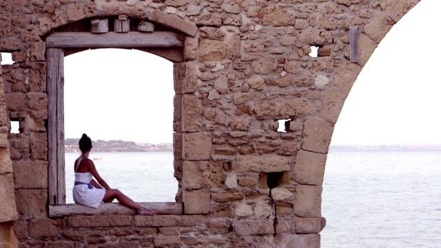 Sicily, Avola. Tonnara video