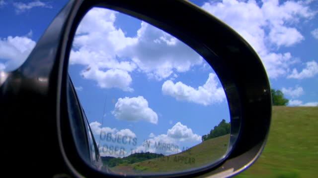 Side mirror video
