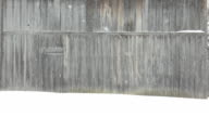 Side of a Barn in the Snow video