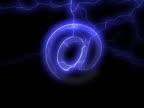 PAL: '@' sign in lightning video
