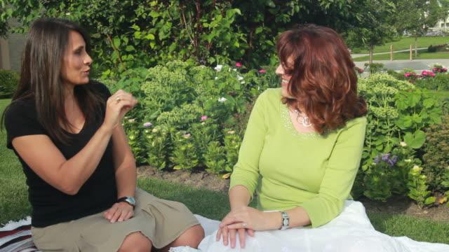 Sign Language Friends video