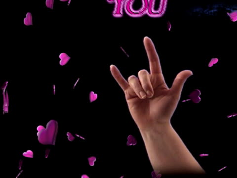 Sign Language - I Love You video