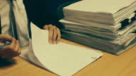 Signing Document video