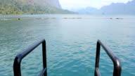 Silent jetty video