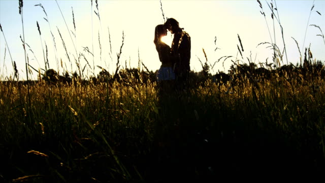 Silhouette Embrace video