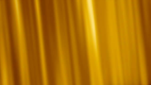 Silk Gold Flowing Waves Background (Loopable) video
