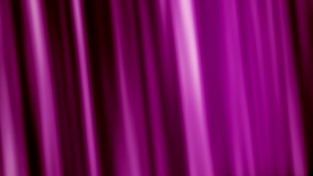 Silk Purple Flowing Waves  Background (Loopable) video