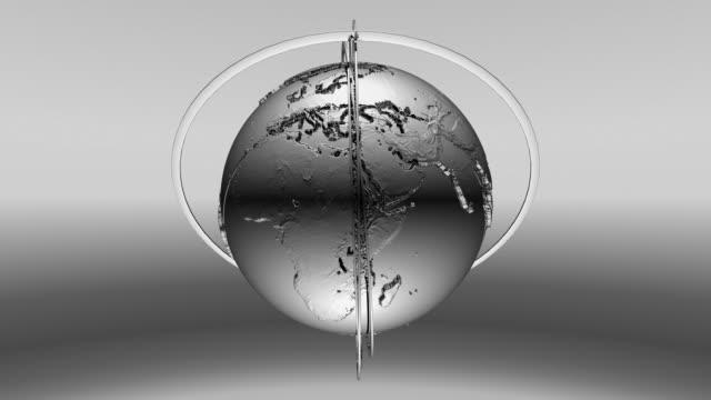 Silver Globe video