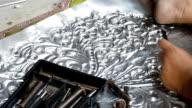 Silver handicrafts video