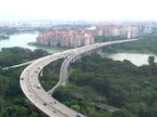 Singapore: Central Expressway Highway video