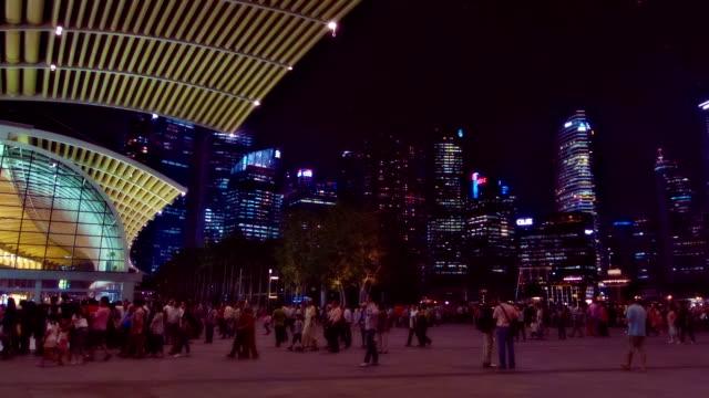 Singapore city video