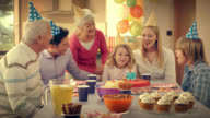 Singing happy brithday for girls tenth birthday video