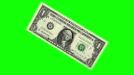 Single Dollar Bill Crush to Ball Loop video