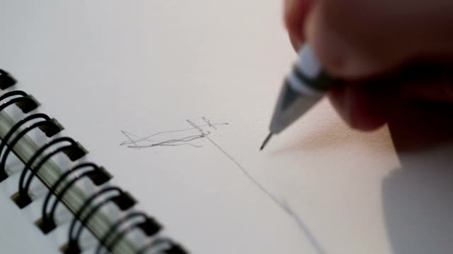 Sketch video