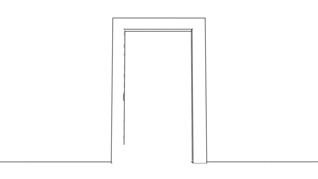 Sketched Door Opens: Making Opportunities Happen video