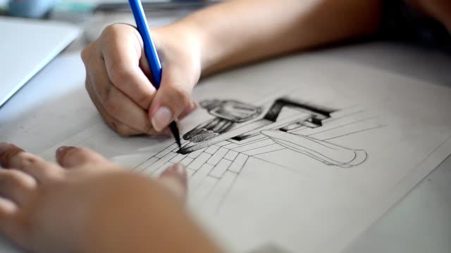 Sketching video
