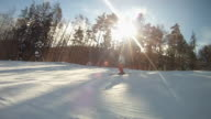HD: Ski Accident video