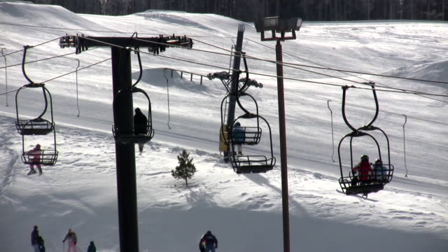 Ski Lift Colorado video