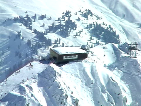 Ski lift station video