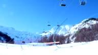 Ski lift (HD) video