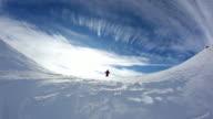 Skiing - HD1080p video