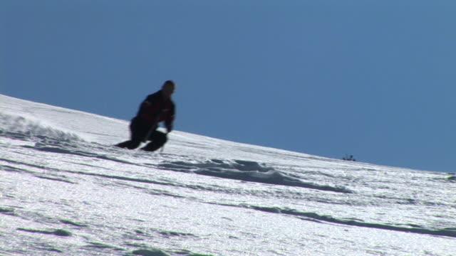 HD: Skiing video