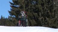 HD: Ski-Touring video