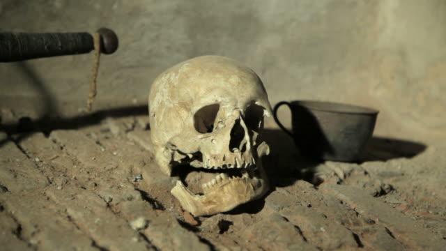 skull - dead body video