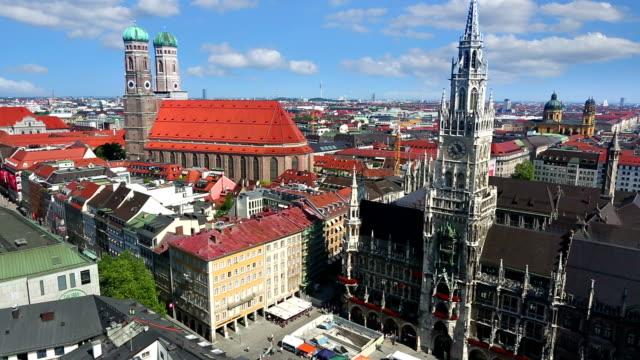 Skyline Munich video