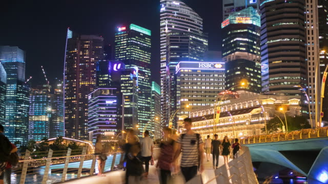 Skyline of Central Business District video