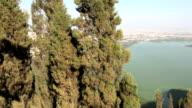 skyline of Kunming, China video