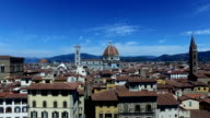 Skyline of the City of Florence in Tuscany, Italy video