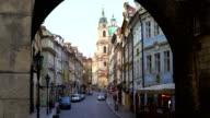 Skyline Prague, Time Lapse video
