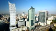 Skyline Warsaw, Business District video